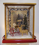 """Online Store Featured Item  """"Victorian Christmas""""  by Linda Semple"""